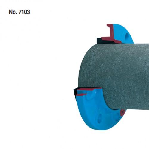Фланец для асбестоцементных труб (7103)