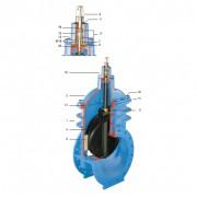 E2 Задвижка клиновая DN 250-600 (4000E2, 4700E2, 4060E2)